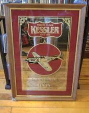 1993 KESSLER EAA FLY IN MIRROR RARE AIRPLANE MILITARY
