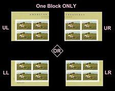 US 4473 American Treasures Winslow Homer 44c plate block MNH 2010