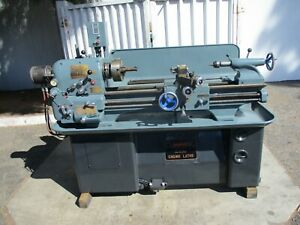 CLAUSING COLCHESTER, ENGINE LATHE, 13 X 36 With Taper Attachment and KDK