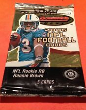 2005 Bowman's Best FB HOBBY Pack (Aaron Rodgers Alex Smith Rookie RC Auto)?