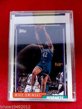 Topps Serial Numbered NBA Basketball Trading Cards