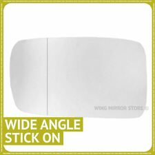 BMW 3 Series E46 Coupe Convertible 1998-2005 Left Wide Angle wing mirror glass
