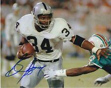Bo Jackson Oakland Raiders autographed 8x10 photograph RP