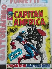 Capitan America N.15 -  Ed. Corno discreto