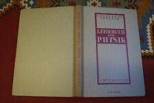 EP458: Ippisch Lehrbuch der Physik Unterstufe  1936 ca. 228 Seiten