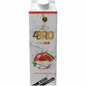 4BRO Red Crash Ice Tea 8x1.00 L Packung