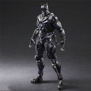 Black Panther Action Figure Toy Model PVC Doll Super Hero Figurine 27cm / 10.6in