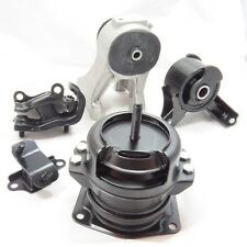 Engine Motor & Trans Mount Set for 1999-2004 Honda Odyssey 3.5L Hydraulic