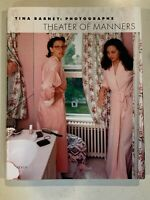 Tina Barney : Theater of Manners by Tina Barney (1997, Hardcover)