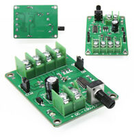 DC 5V-12V Brushless Motor Driver Board Controller 3/4 Wires Hard Drive Motor US