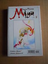 MIYU Vampire Princess vol. 5 - Toshihiro Hirano edizione Play Press  [G371C]