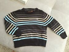Baby Ben Sherman Cotton Dress Sweater 3-4T Super Cutie Excellent Condition
