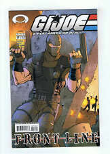 Gi Joe American Hero Frontline #17 VF+ 2004