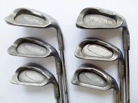 "Set of 6 Pro Plus Irons 6-9 + S & W Wedges - TT Lite R-Flex Steel - RH - (+3/4"")"