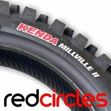 KENDA MILLVILLE II REAR PIT BIKE TYRE - SIZE 80/100-12 fits 50CC 140CC 160CC