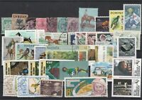 Mix of World Stamps - including Some Astronauts Ref 31556