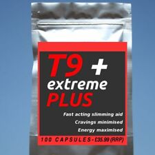 T9 PLUS - FAT BURNERS CAPSULES;STRONGEST LEGAL SLIMMING/DIET & WEIGHT LOSS PILLS