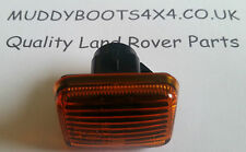 Land Rover Defender Discovery Range Rover 2X Indicator Side Repater Amber
