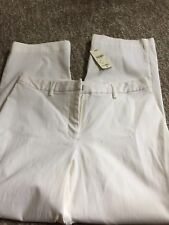 Express Stretch Women/Juniors Dress Pants. Sz 1/2. New, flawless whitest white