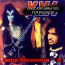 GENE SIMMONS @DEMOS CD-2 KISS (Doro/King Kobra/Cheap Trick/The Plasmatics/Dokken