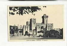 78718 LAGO DI GARDA SIRMIONE il castello 1932