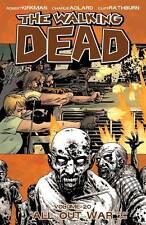 WALKING DEAD VOL #20 TPB ALL OUT WAR PT 1 Robert Kirkman Comics AMC #115-120 TP