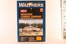 HO Scale Walthers Cornerstone Mountain Lumber Company Unbuilt KIT