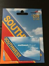 $200 Southwest Card