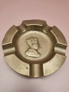 Vintage commemorative Edward VIII Ashtray 1936