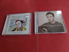 2 X CD JENS LEKMAN-When I said I wanted t Be.../Night se over Kortedala