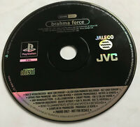 Brahma Force / Rare Full Game Promo Version / PS1 Playstation 1 PS2