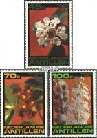 Niederländische Antillen 457-459 (kompl.Ausg.) postfrisch 1981 Flora