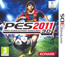 Pro Evolution Soccer 2011 3D (Calcio) Nintendo 3DS IT IMPORT KONAMI