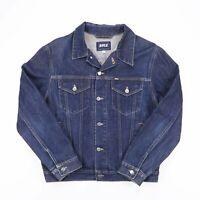 Vintage RIFLE Classic Indigo Blue Denim Jacket Womens Size Small