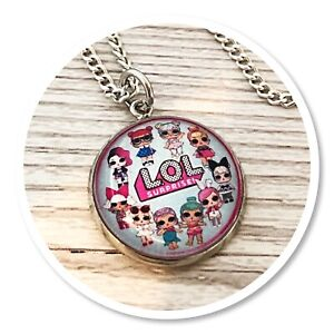 LOL Suprise Doll Necklace (b)