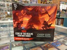 D&D Icons of the Realms: Storm King's Thunder Chief Guh Premium Figure WZK72463
