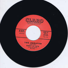 BOBBY DE SOTO - THE CHEATER (Monster Rockin' JIVER - Hot ROCKABILLY - LISTEN!