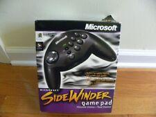 MICROSOFT SideWinder Game Pad - Open Box