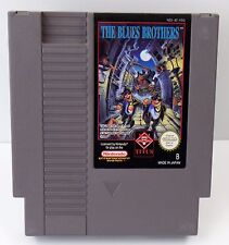 NINTENDO NES JEU-THE BLUES BROTHERS-PAL B nes-4z-frg