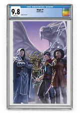MAGIC The Gathering #1 CGC 9.8 JUNGGEUN YOON BOOM STUDIOS COMICS SKYBOUND 1/200