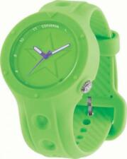 Converse Rookie Men's Watch VR001-355 Analogue Silicone Green