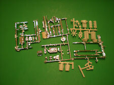 1967 GTO Pontiac 1/25 400 stock or blower motor engine chrome headers side pipes