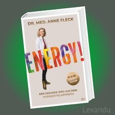 Energy Anne Fleck Buch deutsch 2021