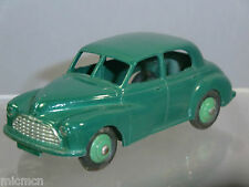 "VINTAGE DINKY MODEL  No.40g MORRIS OXFORD SALOON  "" 2nd TYPE GREEN VERSION """