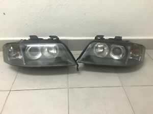 Audi A6 C5 allroad front lights