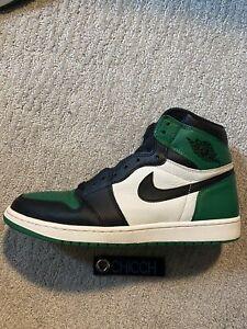 Nike Air Jordan 1 High Retro Og Pine Green 1.0 Size 12