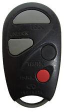 Logo Remote Key Keyless Entry Fob Transmitter Alarm Model 01A For Infiniti