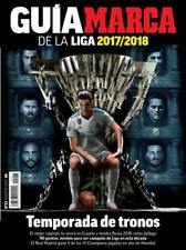 2017 2018 Spain Marca Guia de la Liga - Spanish Football Season Preview Magazine