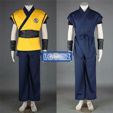Dragon Ball Son Goku Practice Cos Cloth Cosplay Costume Clothing