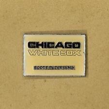 CHICAGO WHITE SOX BASEBALL MLB SCOTT PETERSEN PIN OLD